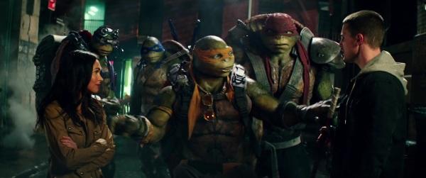 Teenage Mutant Ninja Turtles Out of the Shadows Image 19