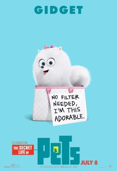 The Secret Life of Pets Poster #5
