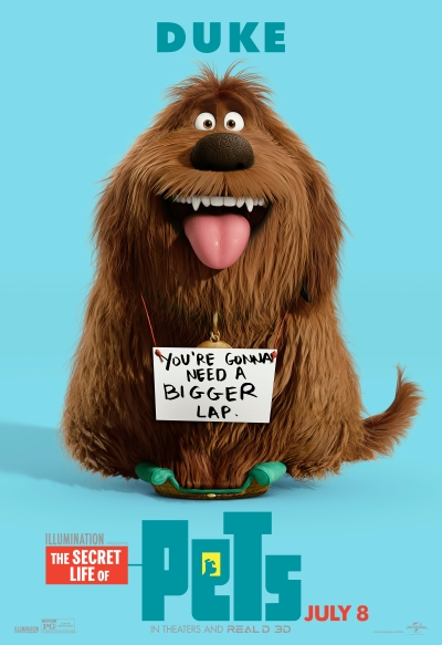 The Secret Life of Pets Poster #6