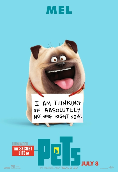 The Secret Life of Pets Poster #7
