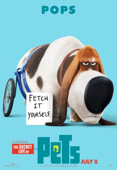 The Secret Life of Pets Poster #8