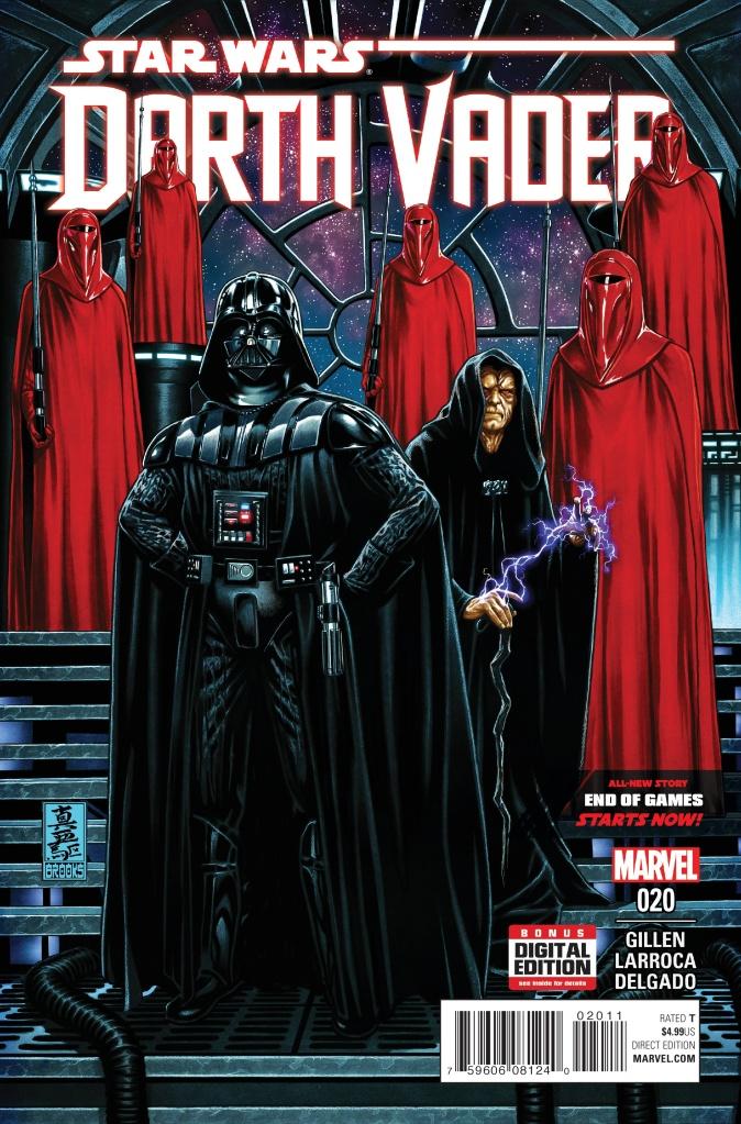 Darth Vader #20 Cover A