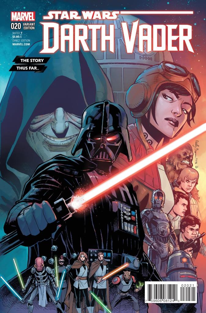 Darth Vader #20 Cover B