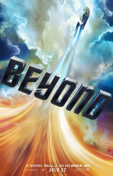 Star Trek Beyond Poster #1