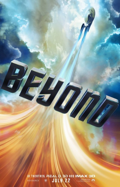Star Trek Beyond Poster #1