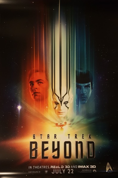 Star Trek Beyond Poster #2