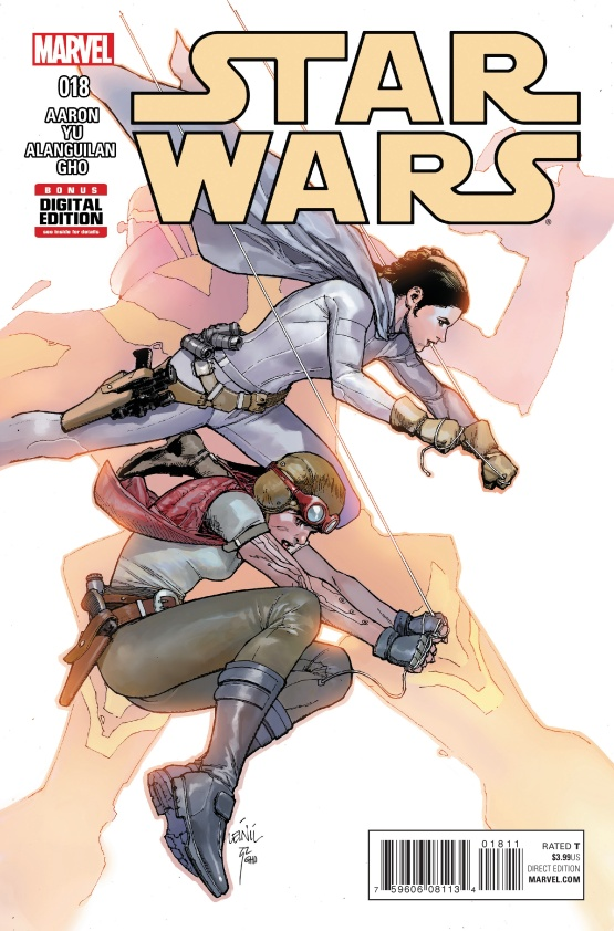 Star Wars #18 Cover A