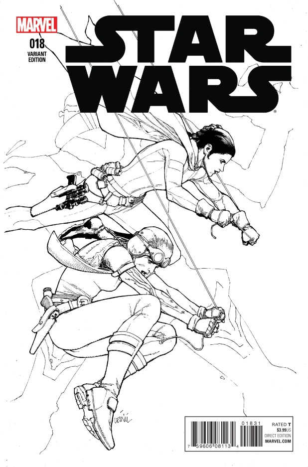 Star Wars #18 Cover C