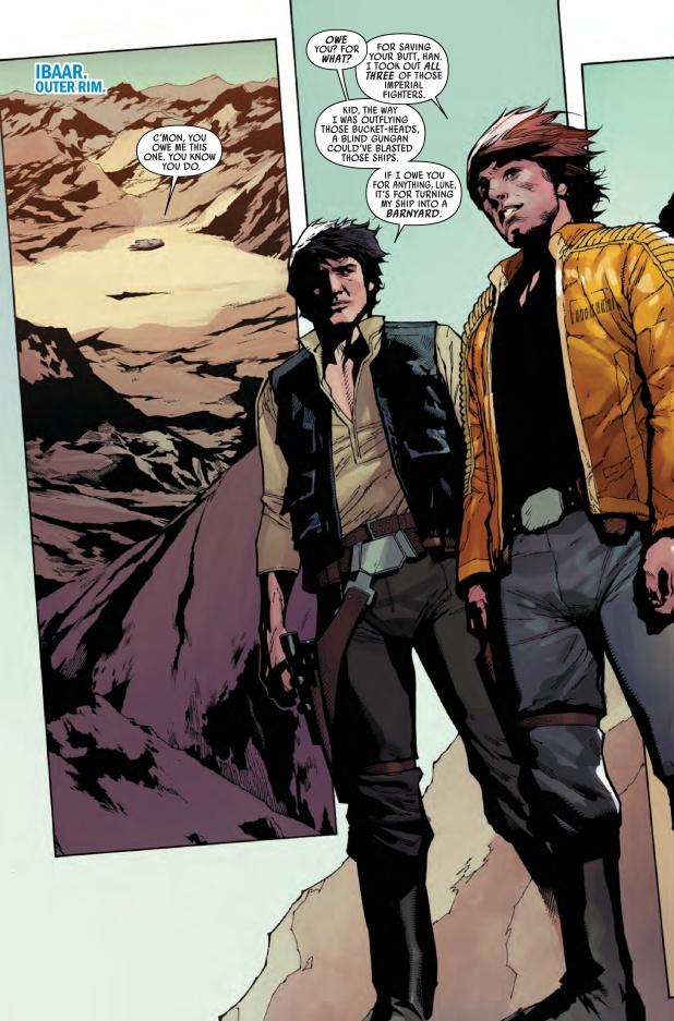 Star Wars #18 Page 2