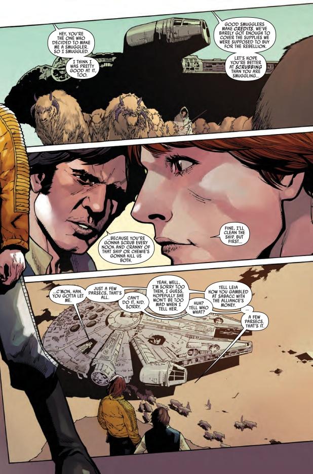 Star Wars #18 Page 3