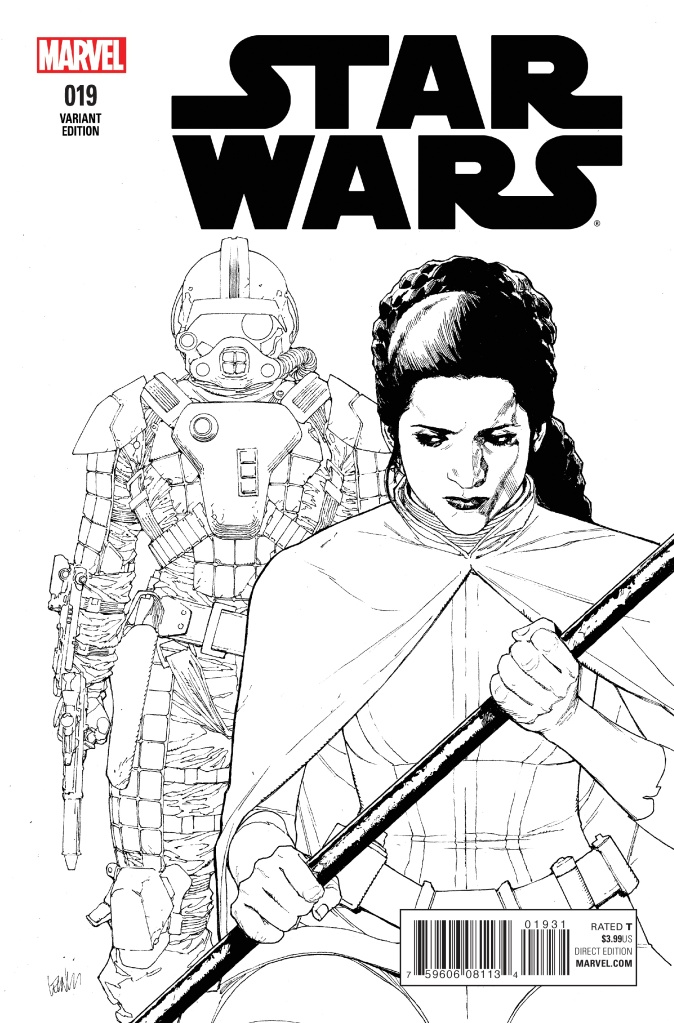 Star Wars #19 Cover C