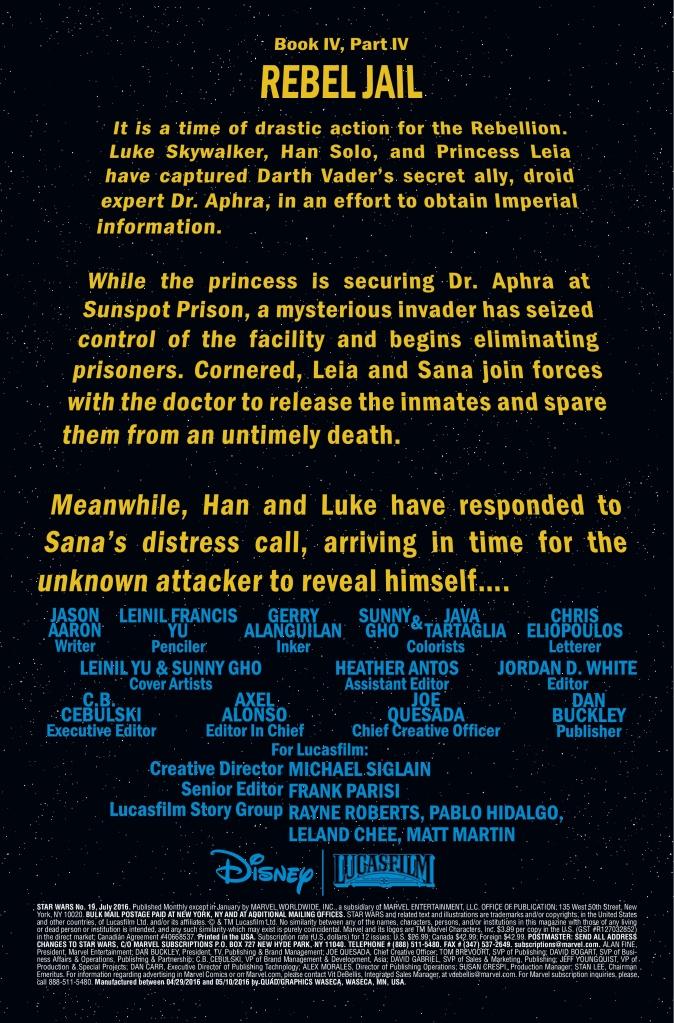 Star Wars #19 Page 1
