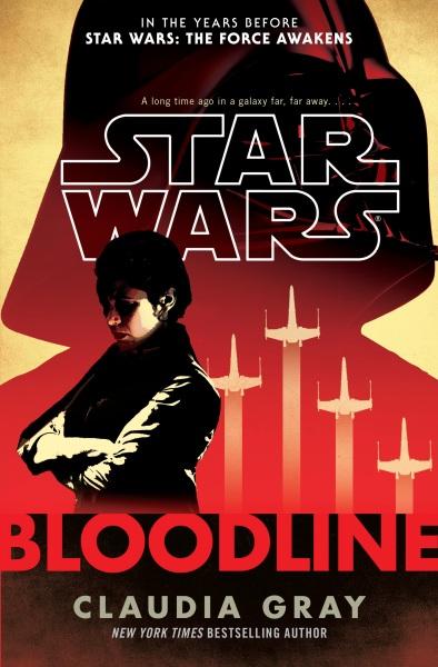 Star Wars Bloodline Cover Image