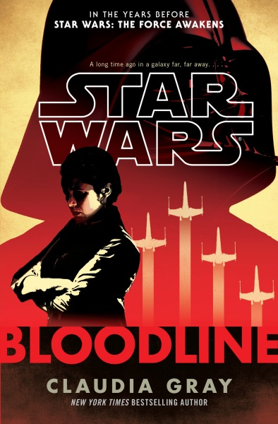 Star Wars Bloodline Cover Image