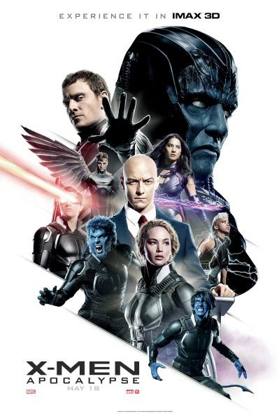 X-Men Apocalypse Poster #19