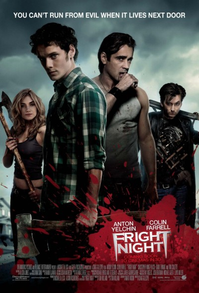 Fright Night 2011 Poster #1