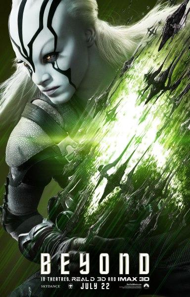 Star Trek Beyond Character Poster #1
