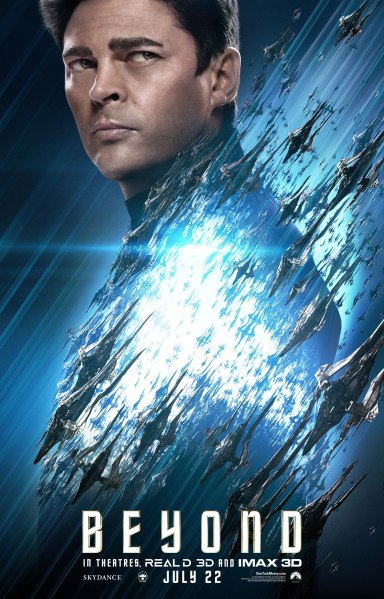 Star Trek Beyond Character Poster #2