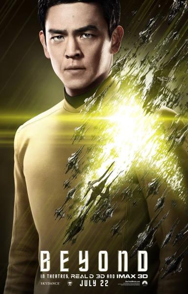 Star Trek Beyond Character Poster #5