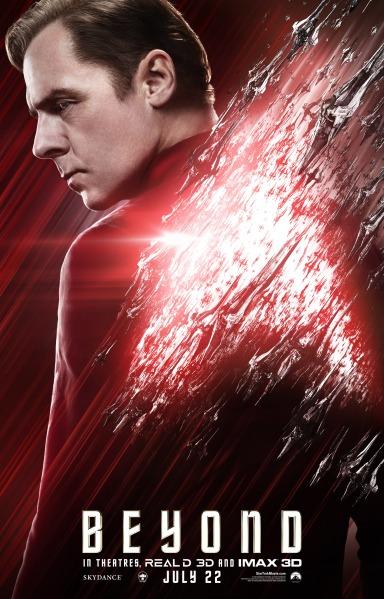 Star Trek Beyond Character Poster #7