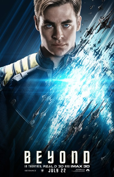 Star Trek Beyond Character Poster #8
