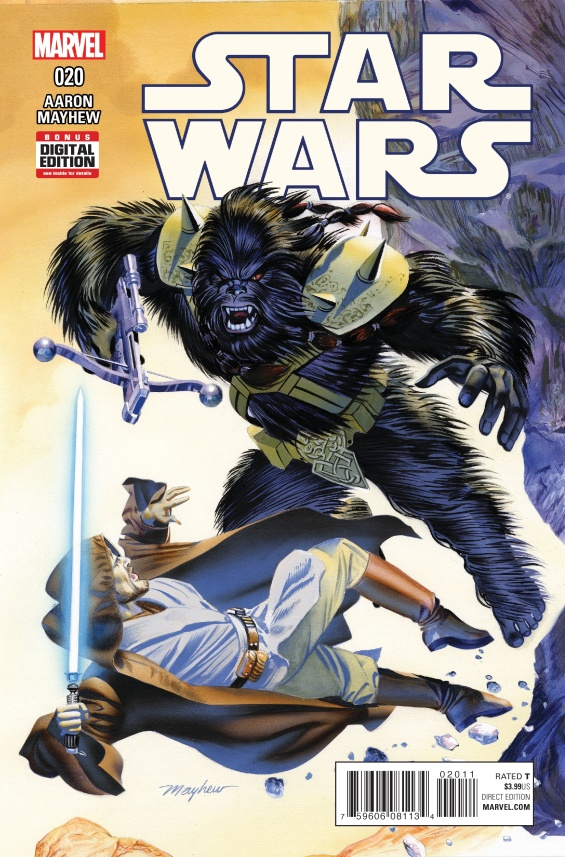 Star Wars #20 Cover A