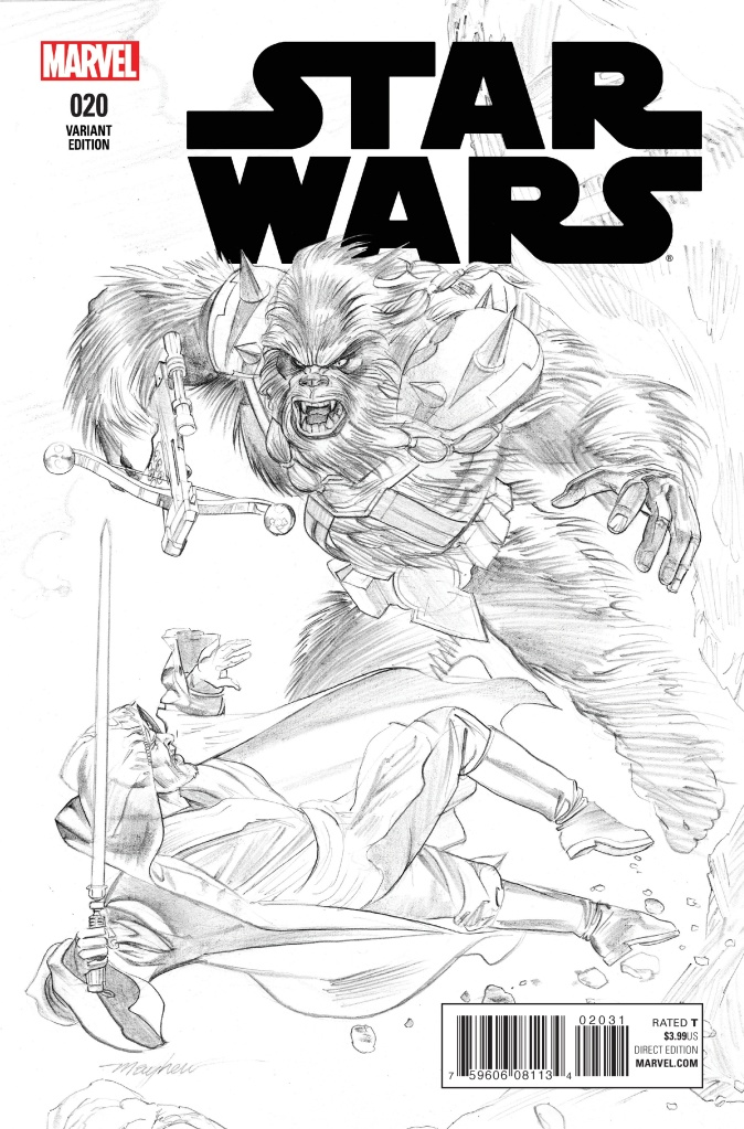 Star Wars #20 Cover C