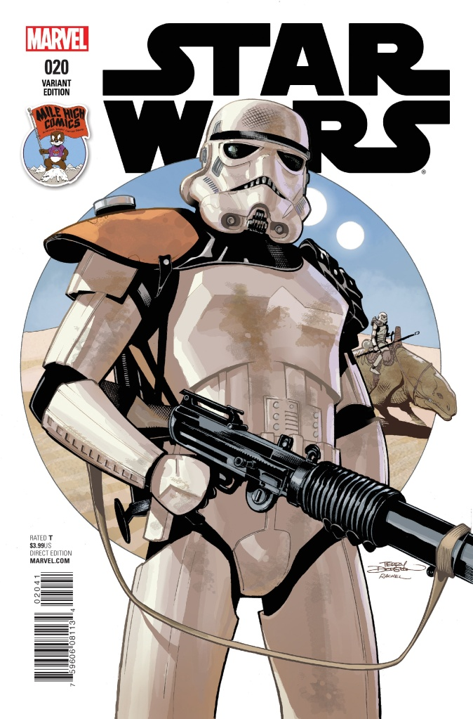 Star Wars #20 Cover D