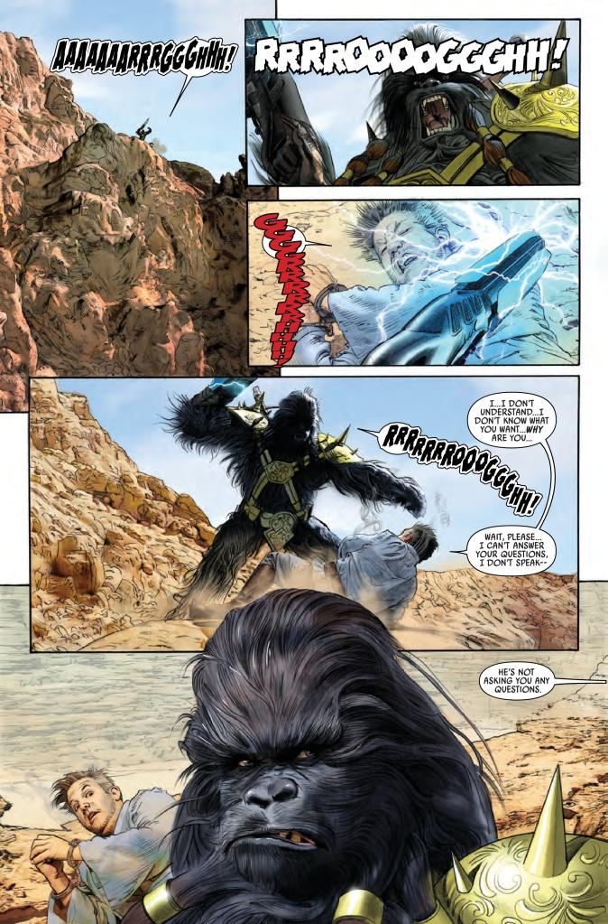 Star Wars #20 Page #1