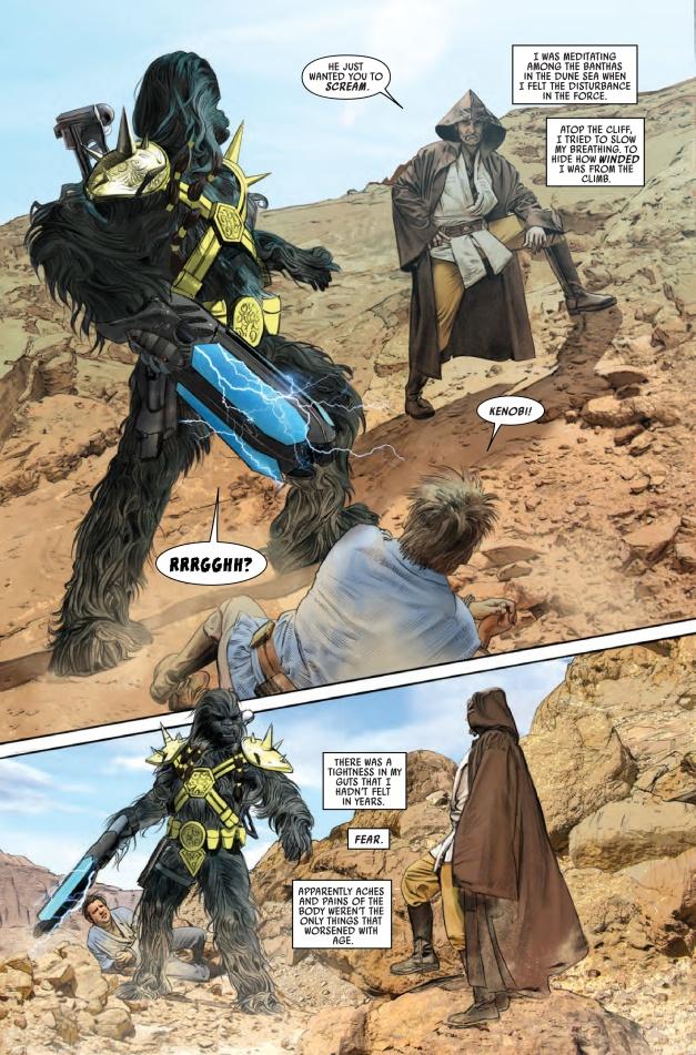 Star Wars #20 Page #2