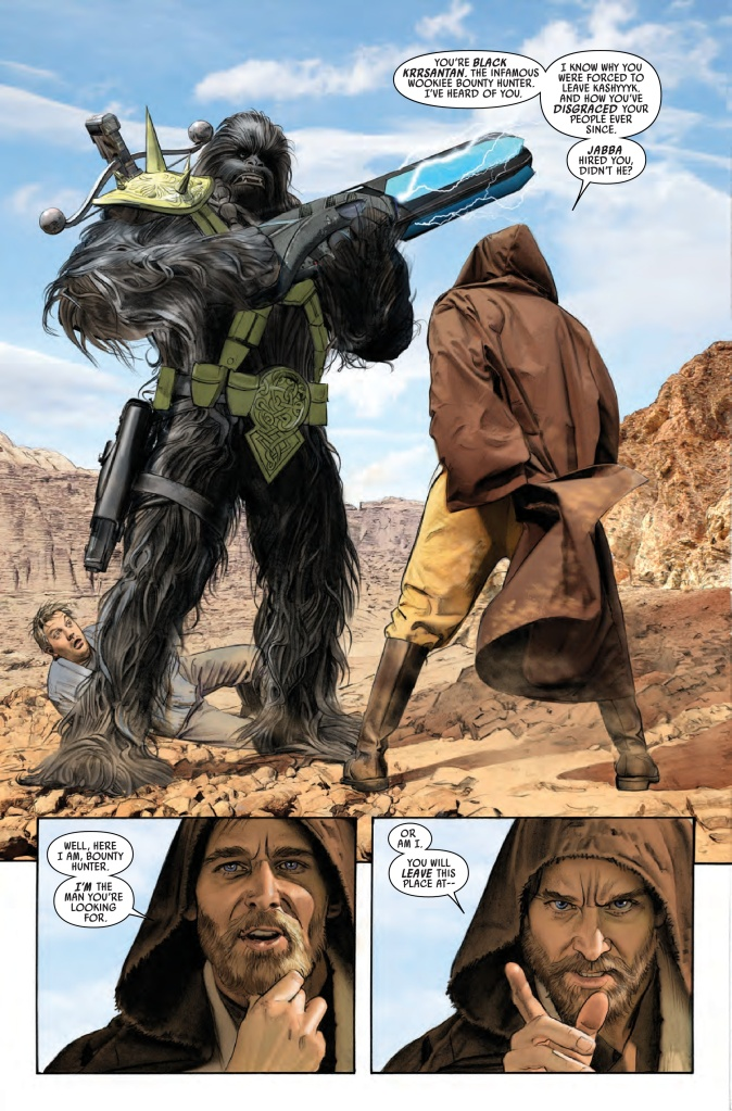 Star Wars #20 Page #3