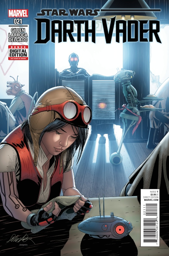 Star Wars Darth Vader #21 Cover A