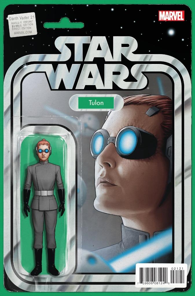 Star Wars Darth Vader #21 Cover B