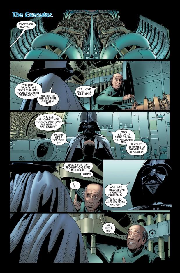 Star Wars Darth Vader #21 Page 2