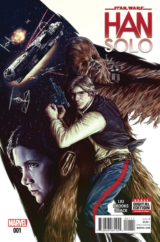 Star Wars Han Solo #1 Cover A