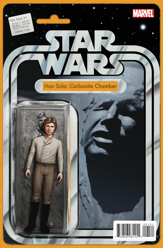 Star Wars Han Solo #1 Cover C