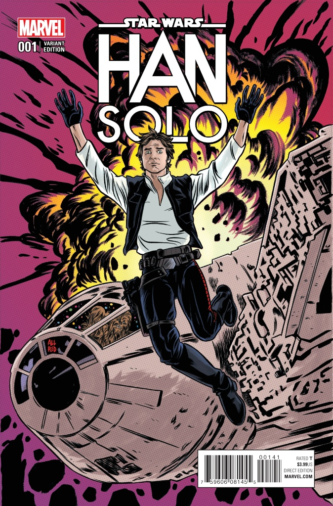 Star Wars Han Solo #1 Cover D