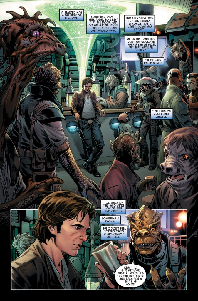 Star Wars Han Solo #1 Page 2
