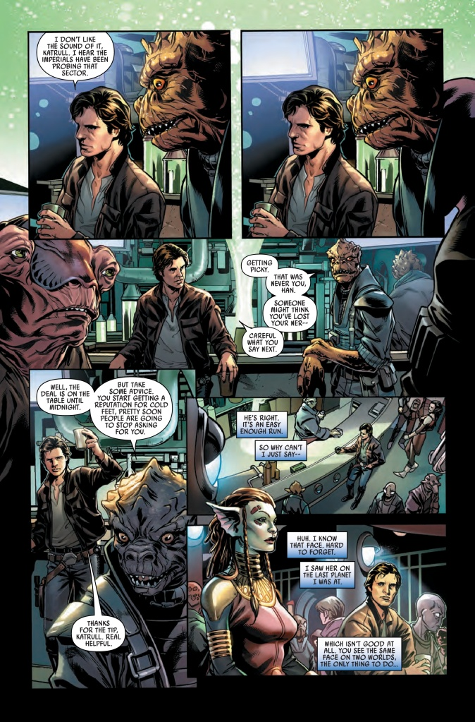 Star Wars Han Solo #1 Page 3