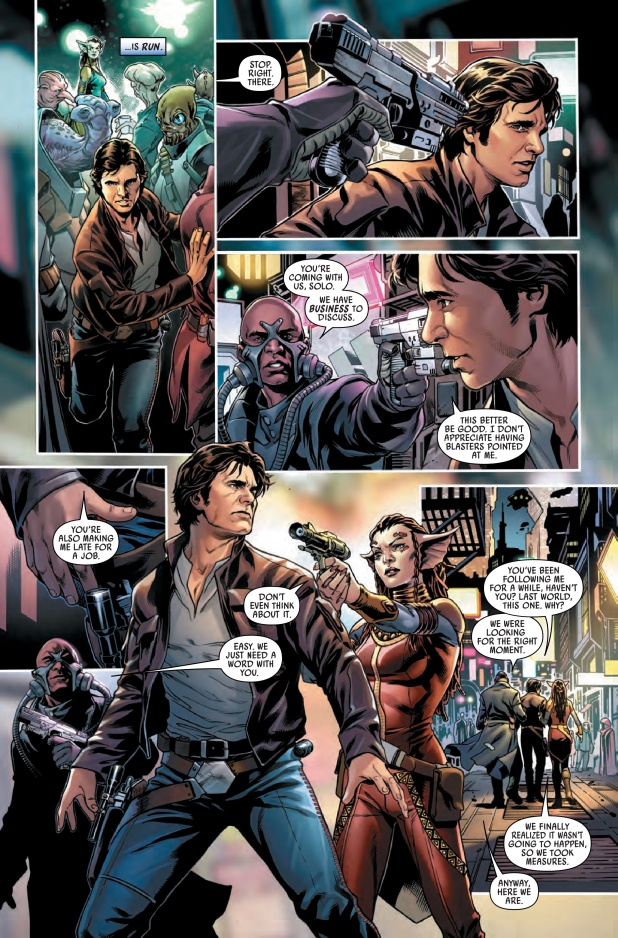 Star Wars Han Solo #1 Page 4