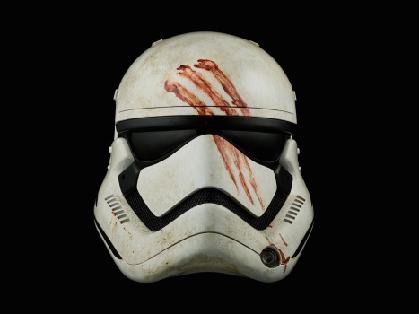 Star Wars Replicas Finn Trooper Helmet Image #6