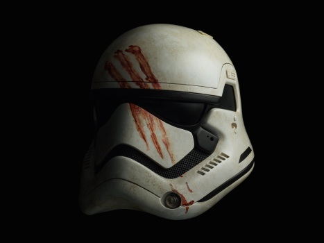 Star Wars Replicas Finn Trooper Helmet Image #7