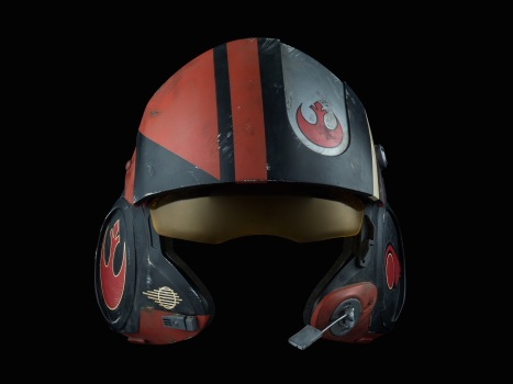 Star Wars Replicas Poe Helmet Image #3