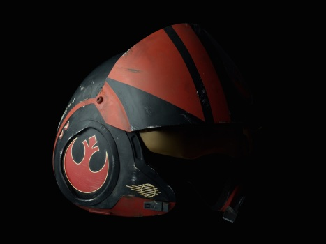 Star Wars Replicas Poe Helmet Image #4