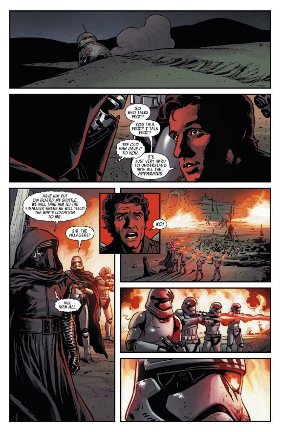 Star Wars The Force Awakens Page #3