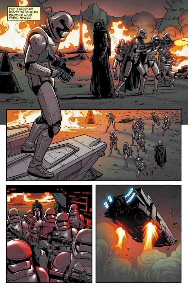 Star Wars The Force Awakens Page #4