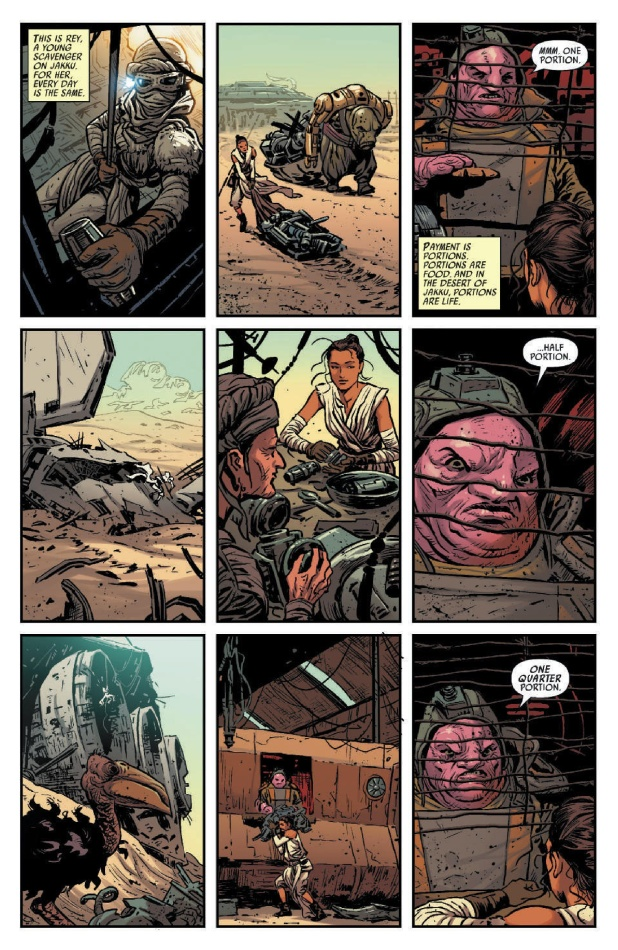Star Wars The Force Awakens Page #5