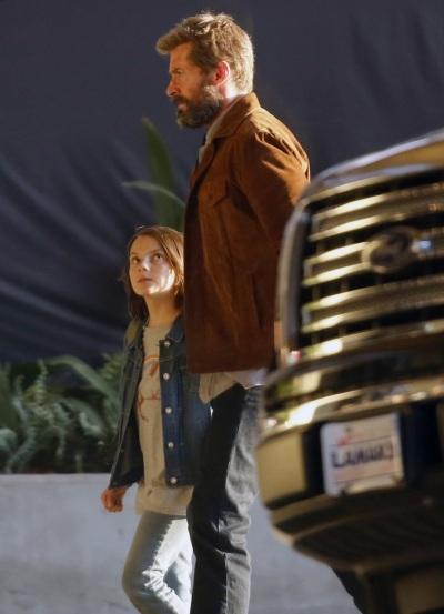 Wolverine 3 Set Images #2