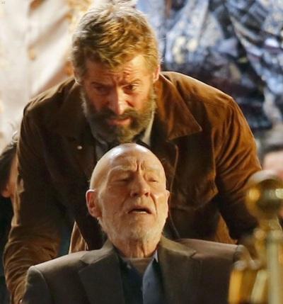 Wolverine 3 Set Images #4