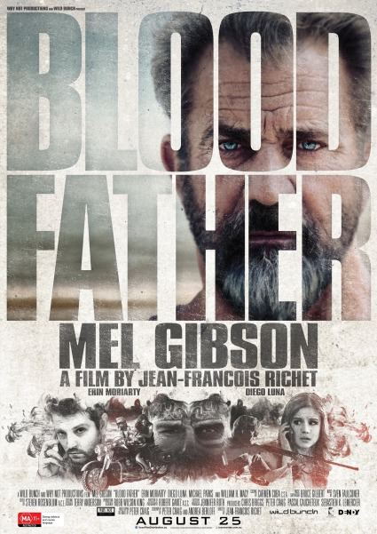 Blood Father Poster #1